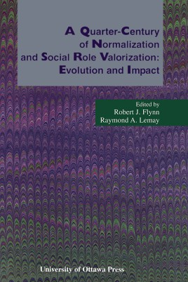 A Quarter-Century of Normalization and Social Role Valorization