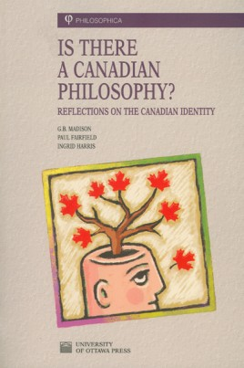 Is There a Canadian Philosophy?