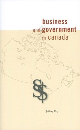 Business and Government in Canada