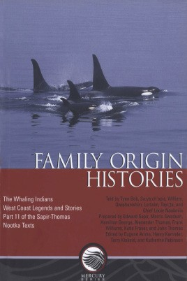 Family origin histories