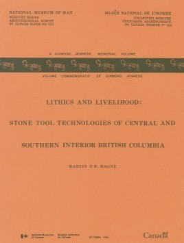 Lithics and Livelihood