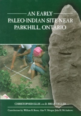 Early Paleo-Indian Site Near Parkhill, Ontario