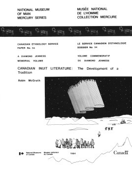 Canadian Inuit literature