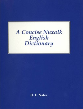 A concise Nuxalk-English dictionary