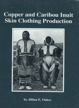 Copper and Caribou Inuit skin clothing production