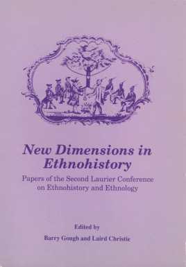 New dimensions in ethnohistory