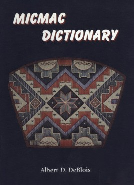 Micmac dictionary