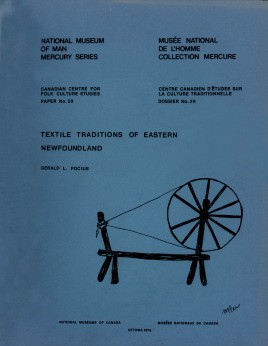 Textile traditions of eastern Newfoundland