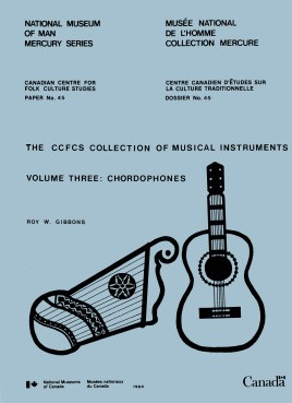 CCFCS collection of musical instruments: Volume 2
