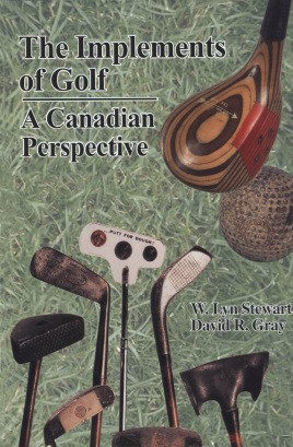 Implements of golf