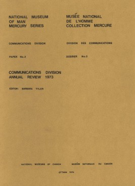 Communications Division: annual review, 1973