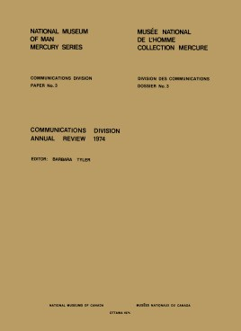 Communications Division: annual review, 1974