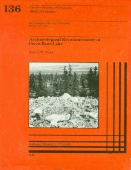 Archaeological Reconnaissance at Great Bear Lake