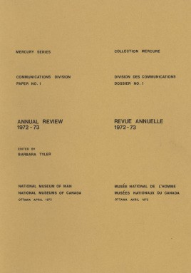 Communications Division: annual review, 1972-73